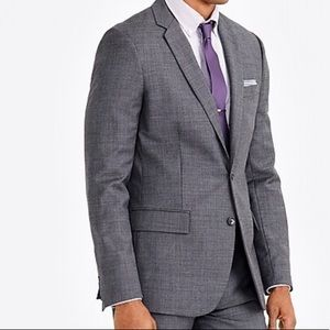 J Crew Thompson suit jacket in worsted wool 47226
